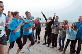 SOS Gyermekfalvak az 1/6 Maratonon