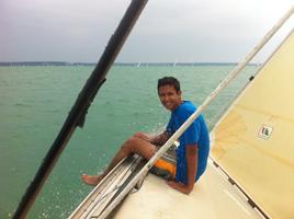 Kékszalag 2013 – Élményterápia a Balatonon