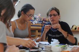 Morgan Stanley önkéntesek programjai az SOS gyerekekkel