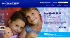 NIVEA a mosolygó SOS gyermekekért