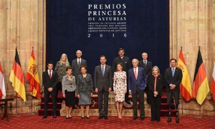 Átvettük a spanyol Nobel-díjat!
