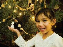 Küldjön szeretetet! Karácsonyi képeslapjaink