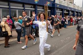 Zita és az Olimpiai Láng