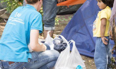 Gondoskodnál menekült gyermekekről az otthonodban? Befogadószülőket keresünk!