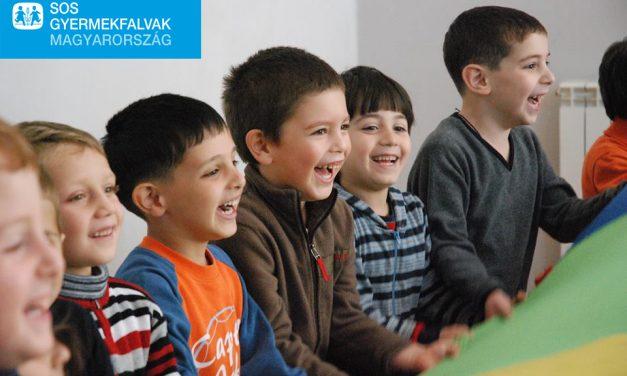 A NIVEA 16 éve az SOS Gyermekfalvak mellett
