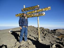 A Kilimandzsáró Kaland