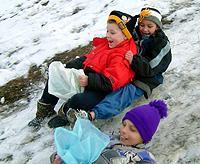 Karácsonyi ajándék az SOS-ben élő gyerekeknek