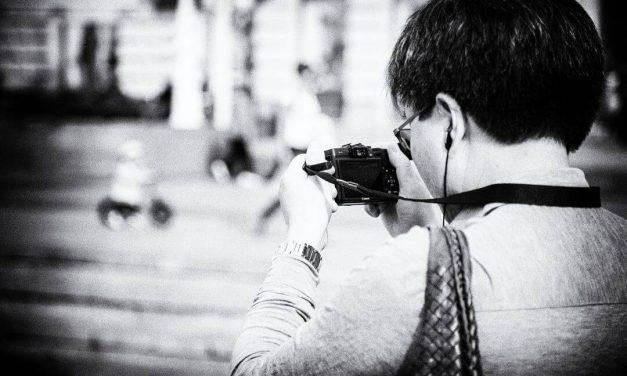 Fotós önkéntes