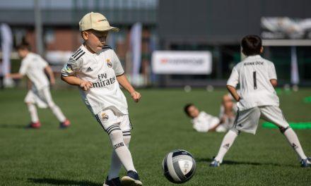 A Real Madriddal játszhattak az SOS-es gyerekek