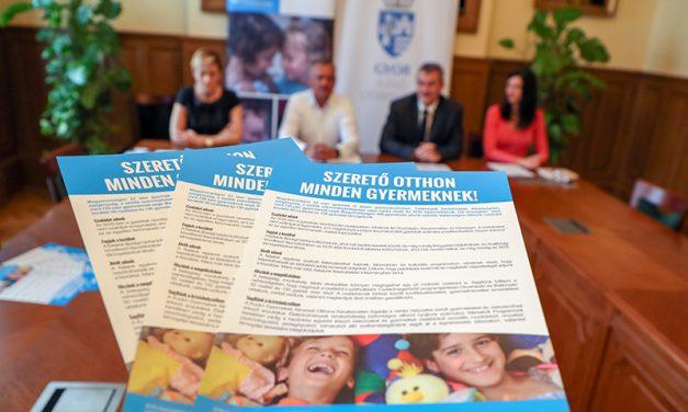 Győr is segíti az SOS Gyermekfalvakat