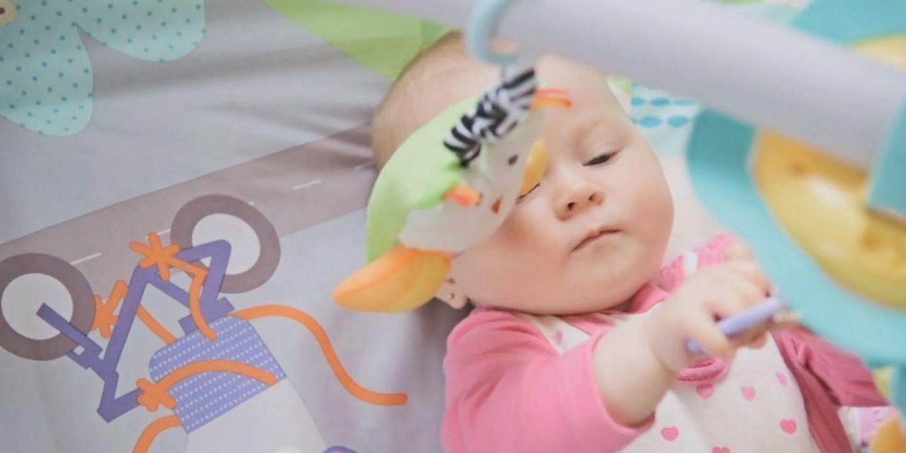Tápai Szabina babája a legfiatalabb kis önkéntes
