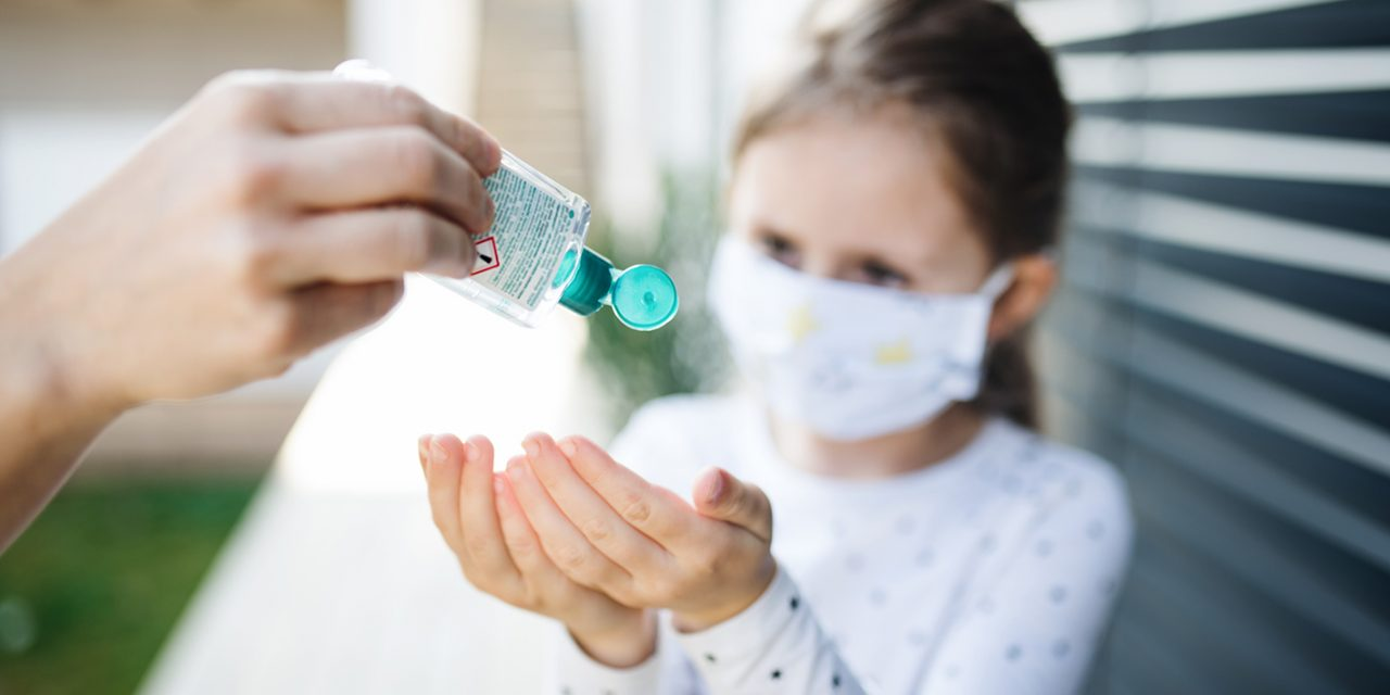 Hogyan beszéljünk a gyerekkel a járványról?