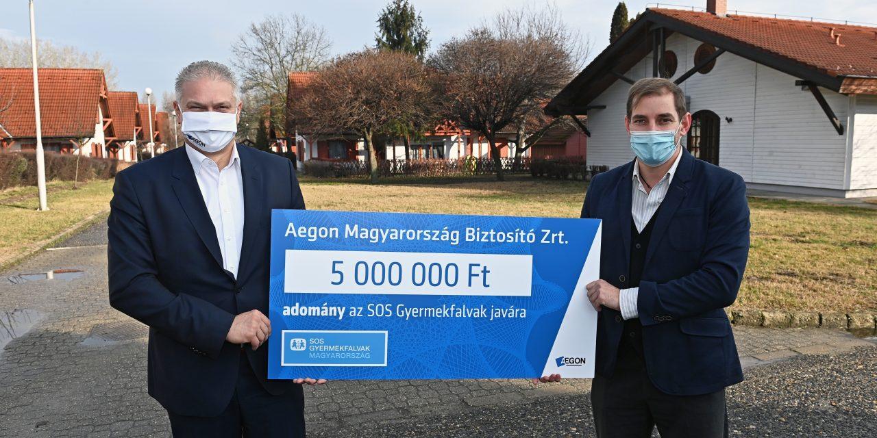 5 millió forint a szülők nélkül élő gyermekekért